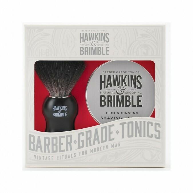 Hawkins & Brimble Shaving Gift Set 2 Pieces