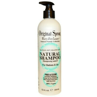 Original Sprout Natural Shampoo 354ml
