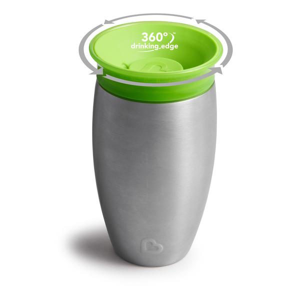 Munchkin Green Miracle 360° Stainless