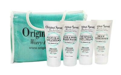 Original Sprout Delux Travel Kit