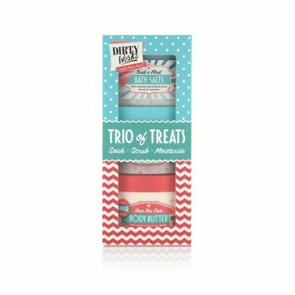 Dirty Works Trio Of Treats