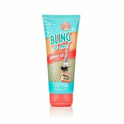 Dirty Works Bling it On! Shimmer Lotion 200ml