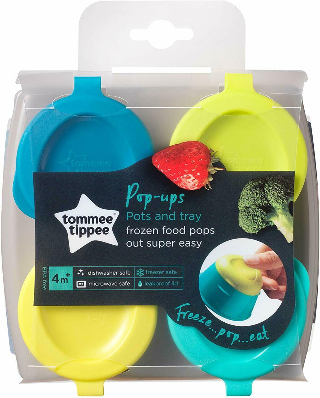 Freezer Pots Tray