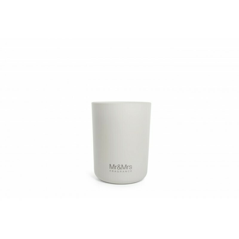 Mr And Mrs Fragrance Malaisian Black Tea- Candle 250g