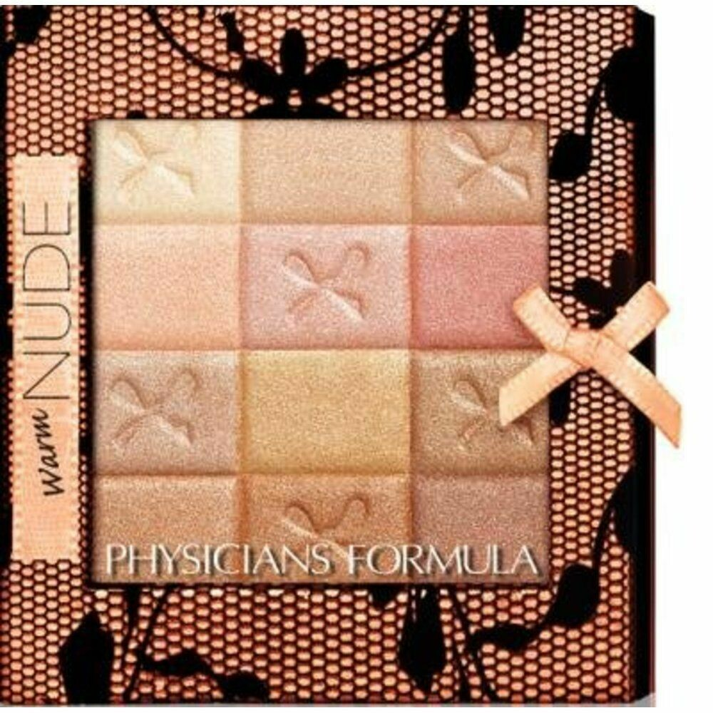 Physicians Formula 170062 Shimmer Strips All-in-1 Nude Palette for Face & Eyes
