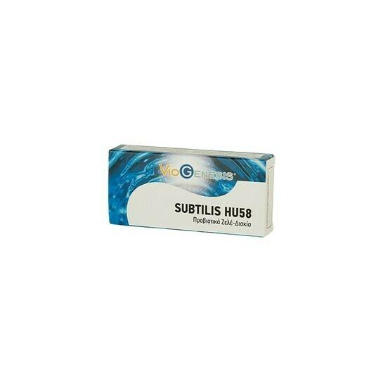 Viogenesis Subtilis HU58 30Double Lozenges