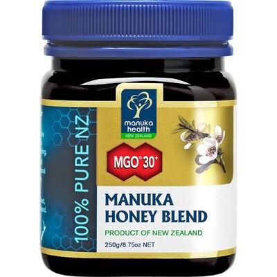 Manuka Health Mgo™30+ Manuka Honey Blend 250gr
