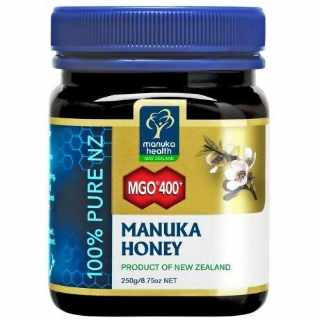 Manuka Health Honey MGO 400+ 250gr