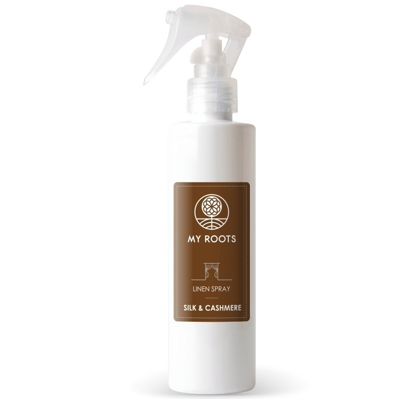My Roots  Linen spray  silk and cashmere  200ml