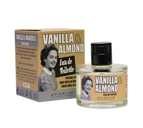 Apiarium Vanilla & Almond Eau De Toilete 100ml