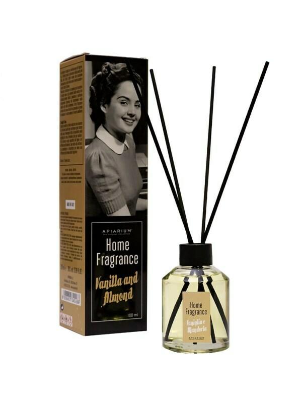 Apiarium Home Fragrance  Vanilla And Almond 100ml
