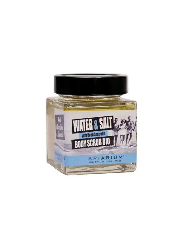 Apiarium Water & Salt  Body Scrub 410gr