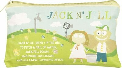 Jack N' Jill ​Tooth brush sleep over bag