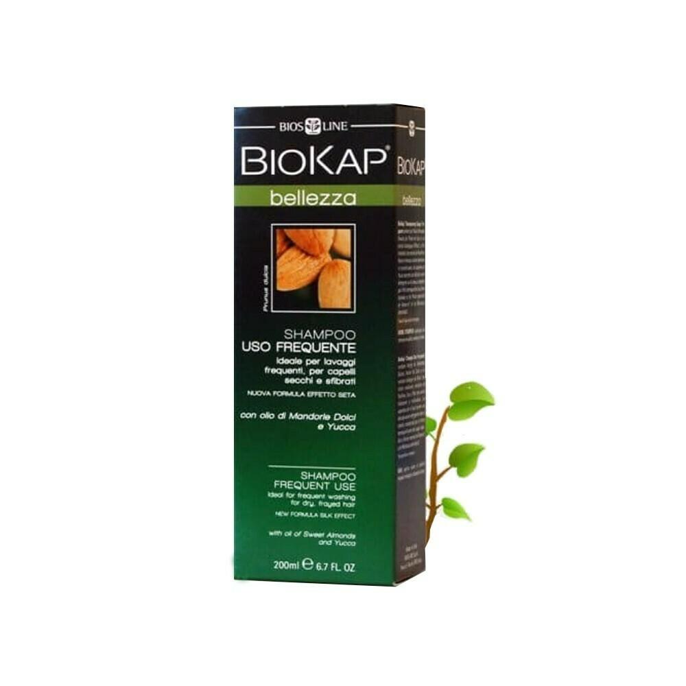 Biokap Shampoo Uso  Frequent 200ml