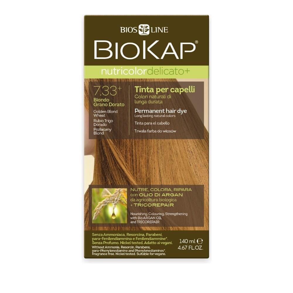 Biokap  Βαφή Μαλλιών 140ml [7,33+/8,03+/8,64+/9,3+]