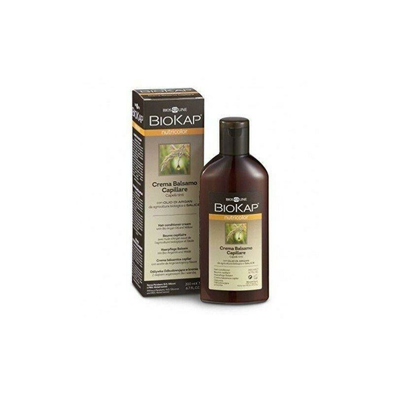 Biokap Σαμπουάν  Αναδόμησης Για Βαμμένα Μαλλιά  200ml