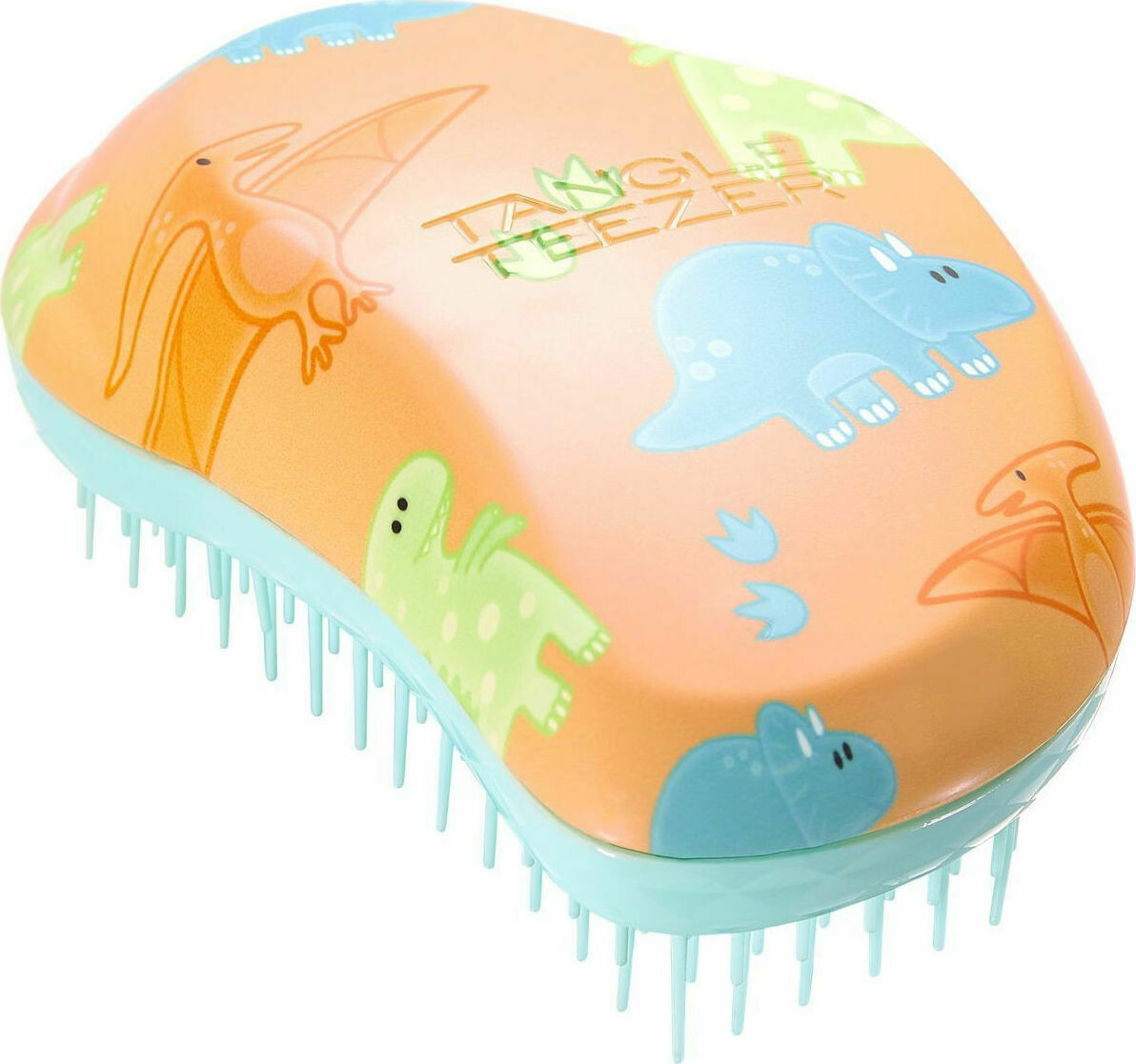 Tangle Teezer Small Original Children Dinosaurs Παιδική Βούρτσα