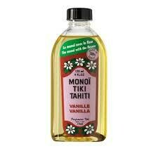 Tiki Tahiti Monoi Vanilla Πολυχρηστικό Λάδι SPF3 120ml