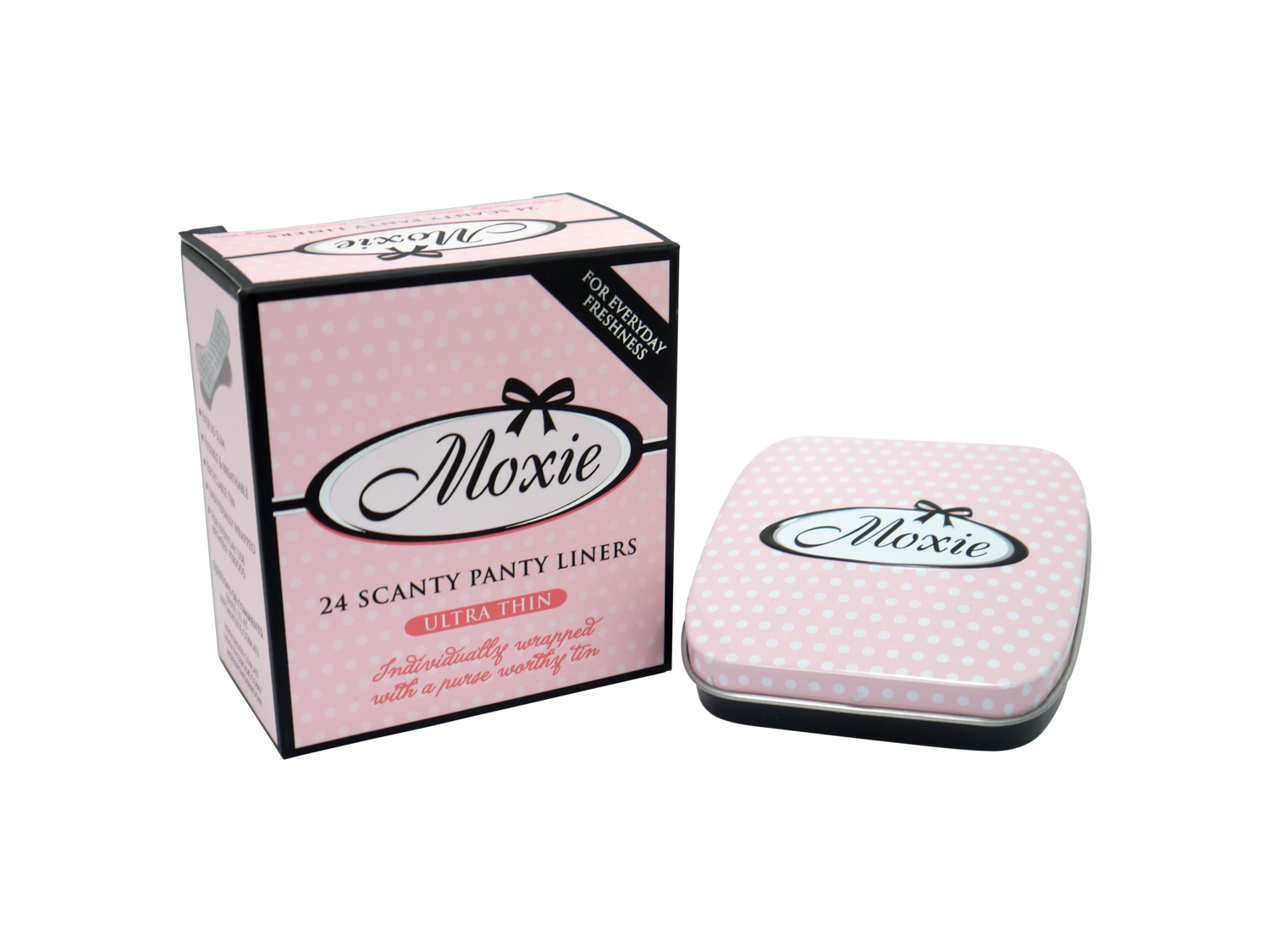 Moxie Scanty Panty Liners 24 τμχ