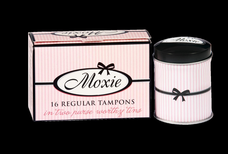 Moxie Regular Tampons 16 τμχ