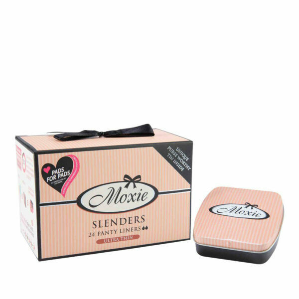 Moxie Slenders Panty Liners Ultra Thin 24τμχ