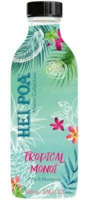Hei Poa Tahiti Monoi Oil Tropical Pina & Maracuja 100 ml