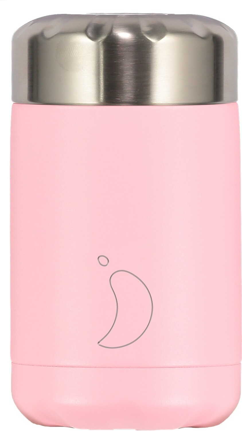 Chilly's Food Pot 300ml Pastel Pink