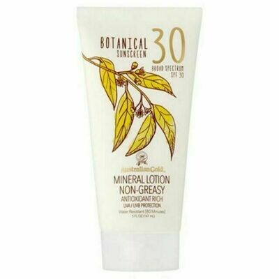 Australian Gold Botanical Botanical Spf 30 Lotion 147ml