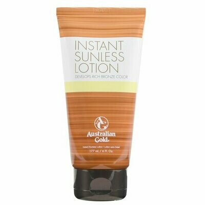 Australian Gold Botanical Instant Sunless Lotion 177ml - Sunless Breeze