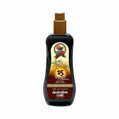 Australian Gold Botanical Spf 15 Spray Gel 237ml - Cocoa Dreams