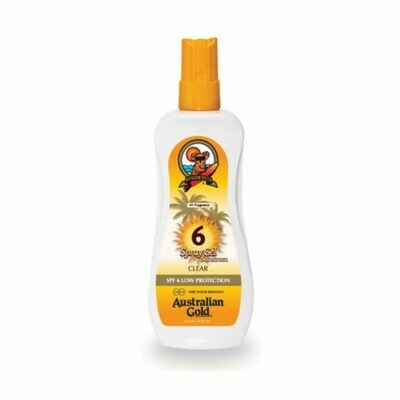 Australian Gold Spf 6 Spray Gel 237ml - Cocoa Dreams