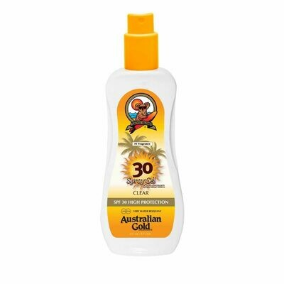 Australian Gold Spf 30 Spray Gel 237ml - Cocoa Dreams