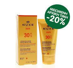 Nuxe Sun Face Cream spf30 50ml pr(-20%)