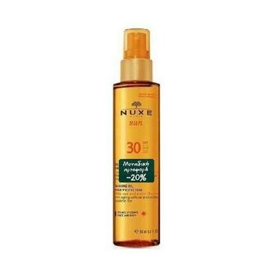 Sun Tan Oil spf30 150ml  pr(-20%)