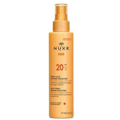 Sun Milky Spray spf20 150ml pr(-20%)