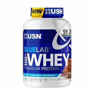 Usn Βlue Lab Whey Protein Chocolate 2kg