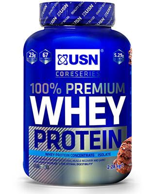 Usn Premium Whey Protein Chocolate 2.28kg