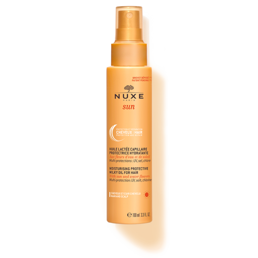Sun Protective  Milky Oil For Hair 100ml