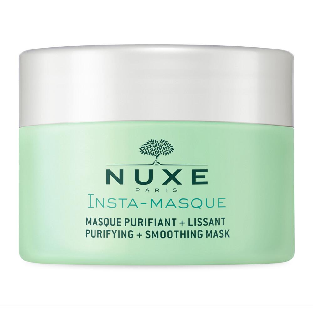 Nuxe Face Mask - Purifiyng - Μασκα Προσωπου Για Βαθυ Καθαρισμο + Λειανση 50 ml
