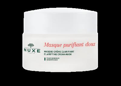 Masque Doux Purifiant - Μάσκα για Βαθύ Καθαρισμό Προσώπου & Λαιμού για Ευαίσθητη Επιδερμίδα, 50ml