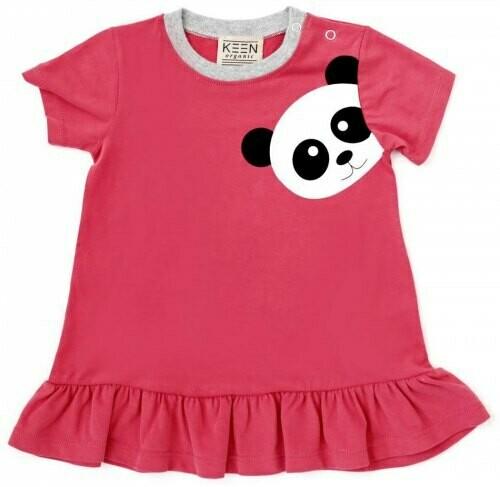 Keen Dress Panda Red