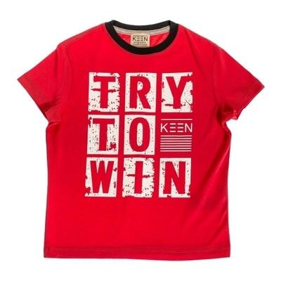 Keen T-Shirt ''Win'' Red