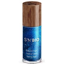 S'N' Bιο Βιολογικό Βερνίκι Νυχιών El Dorado - Sapphire 8ml