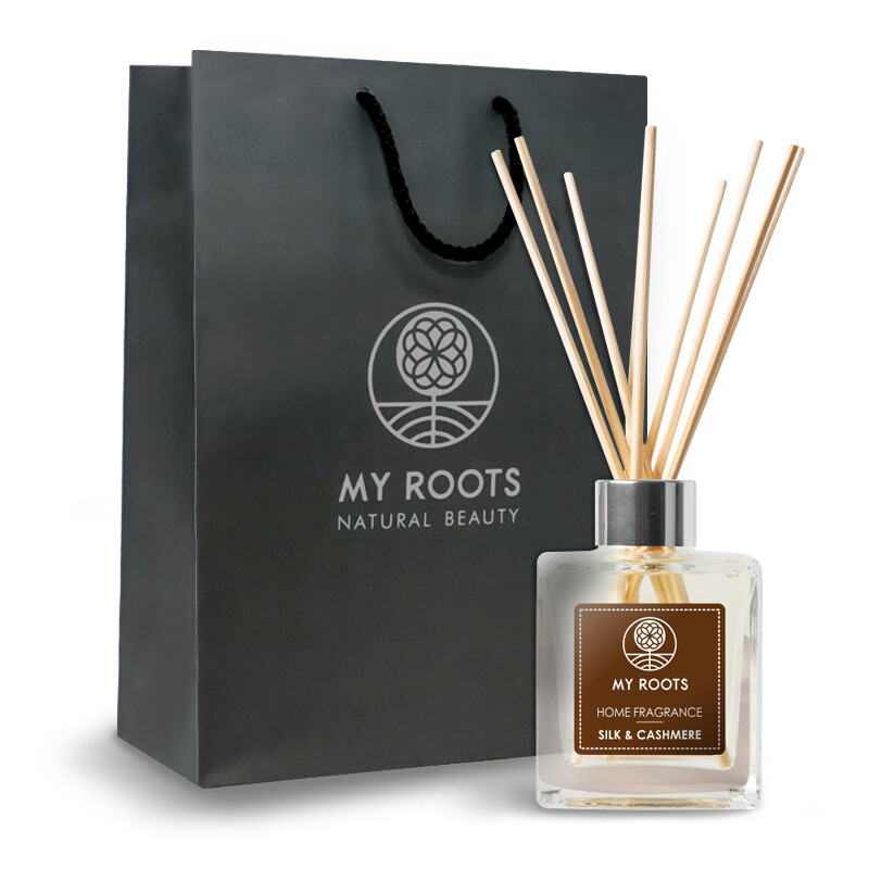 My Roots  Gift set 03 elegant silk and cashmere 250ml