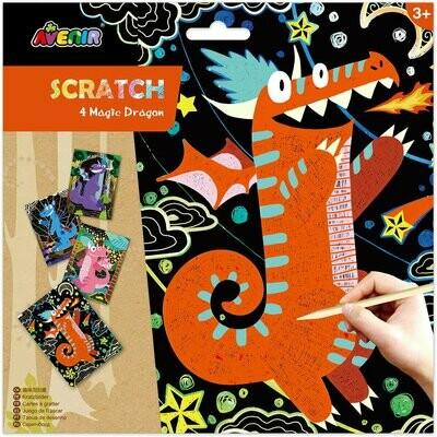 Sratch- Magic Dragon