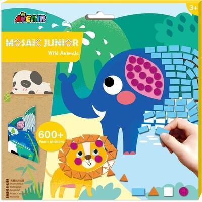 Mosaic Junior- Wild Animals