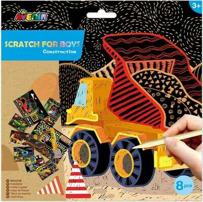 Scratch - Constraction