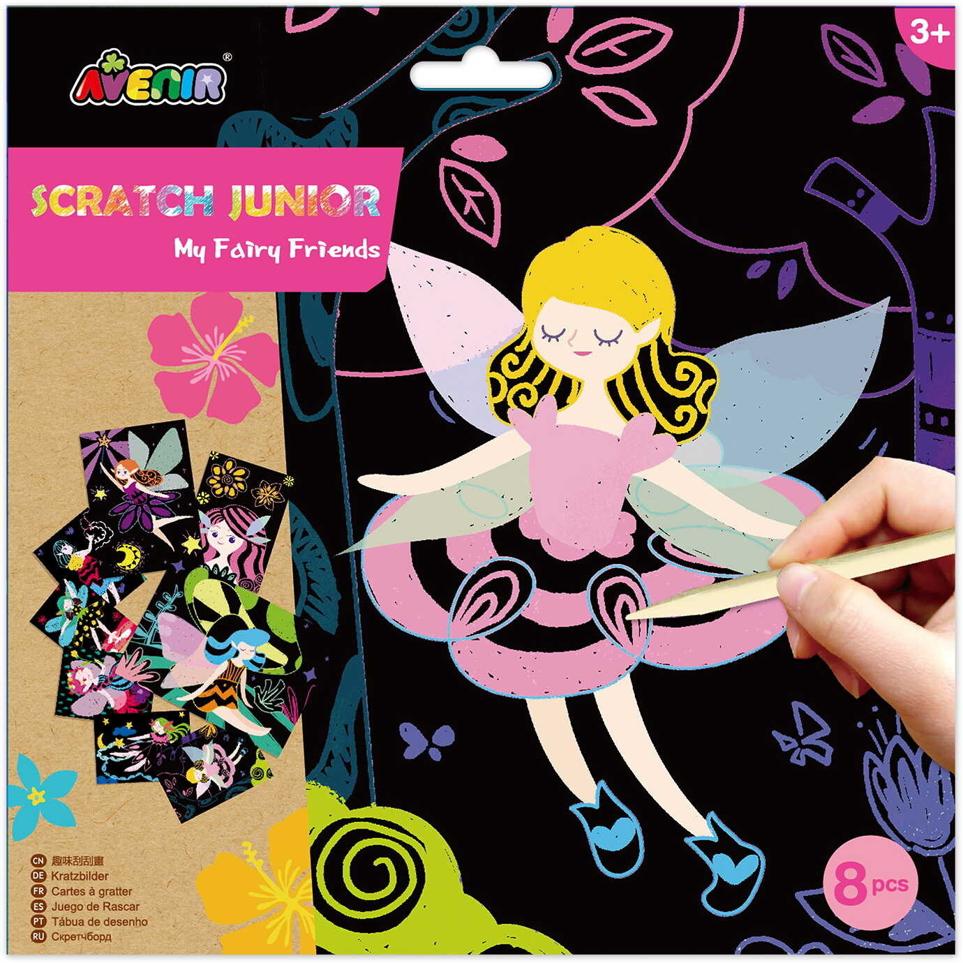Scratch Junior- Fairy