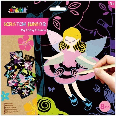 Scratch Junior- Fairy