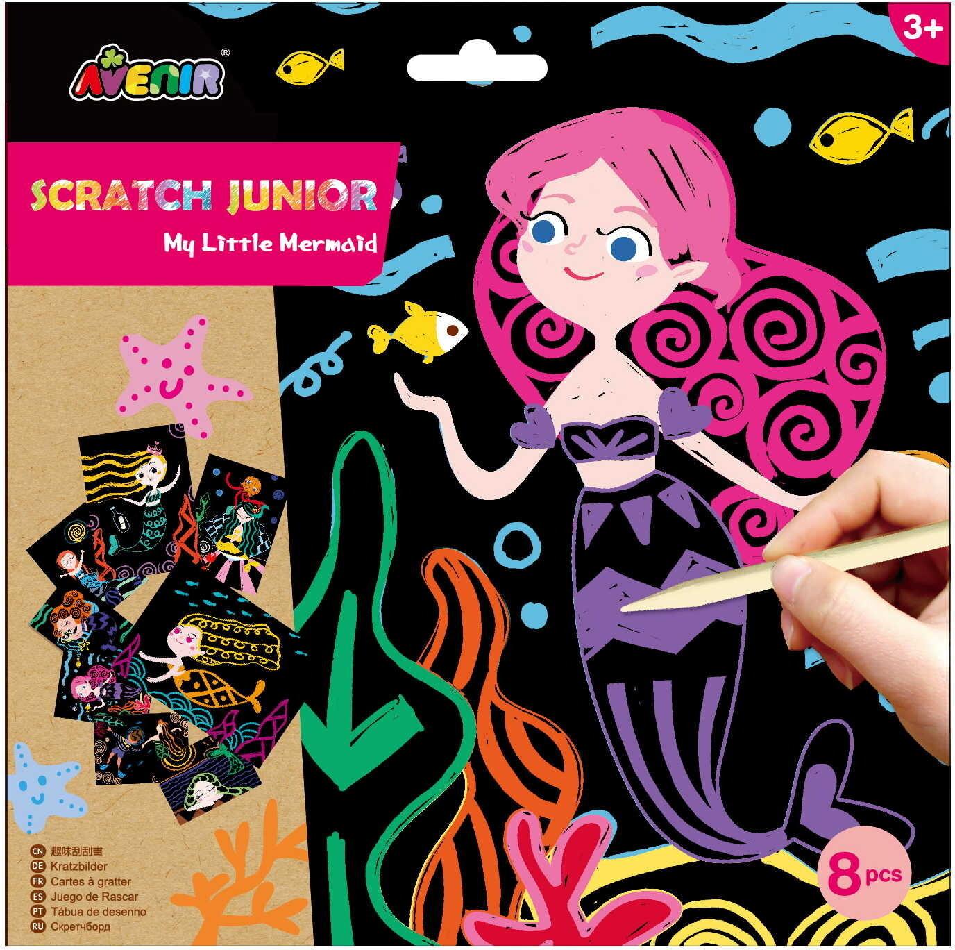 Scratch Junior - Mermaid